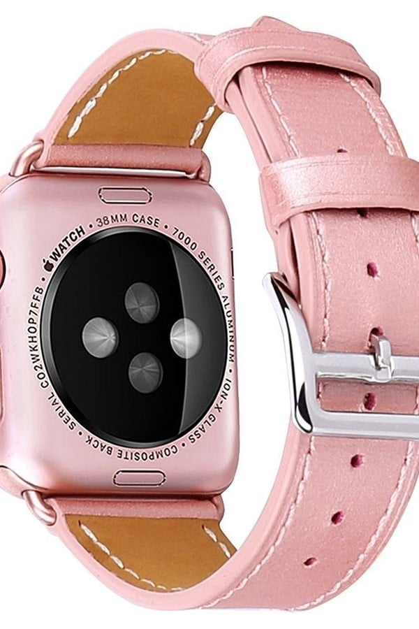Marge Plus Rose Gold or Brown Genuine Leather Band Under $10
