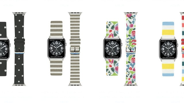 Fabricovers Apple Watch Bands Offer Unique Looks