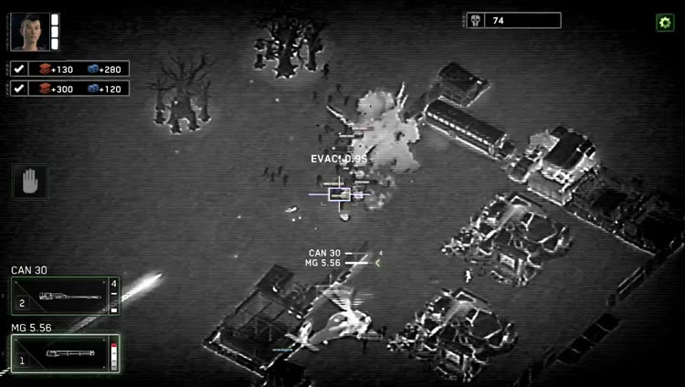 Protect and Defend Humanity in Zombie Gunship Survival